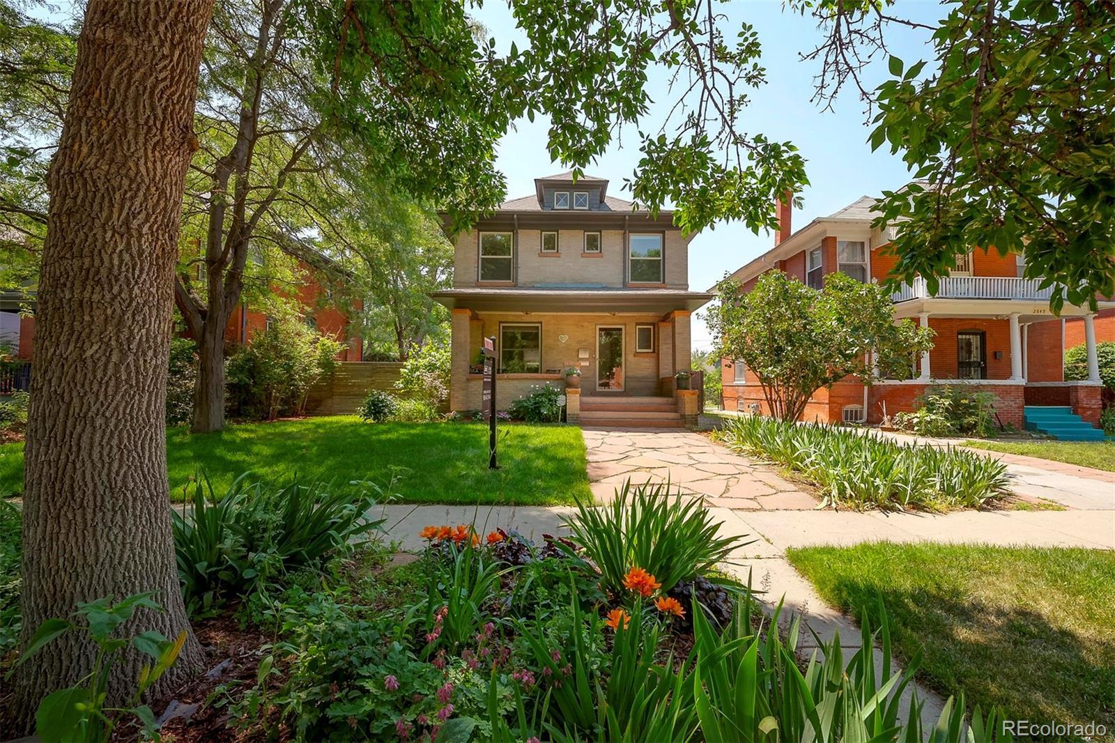 2845 N Vine Street Property Photo - Denver, CO real estate listing