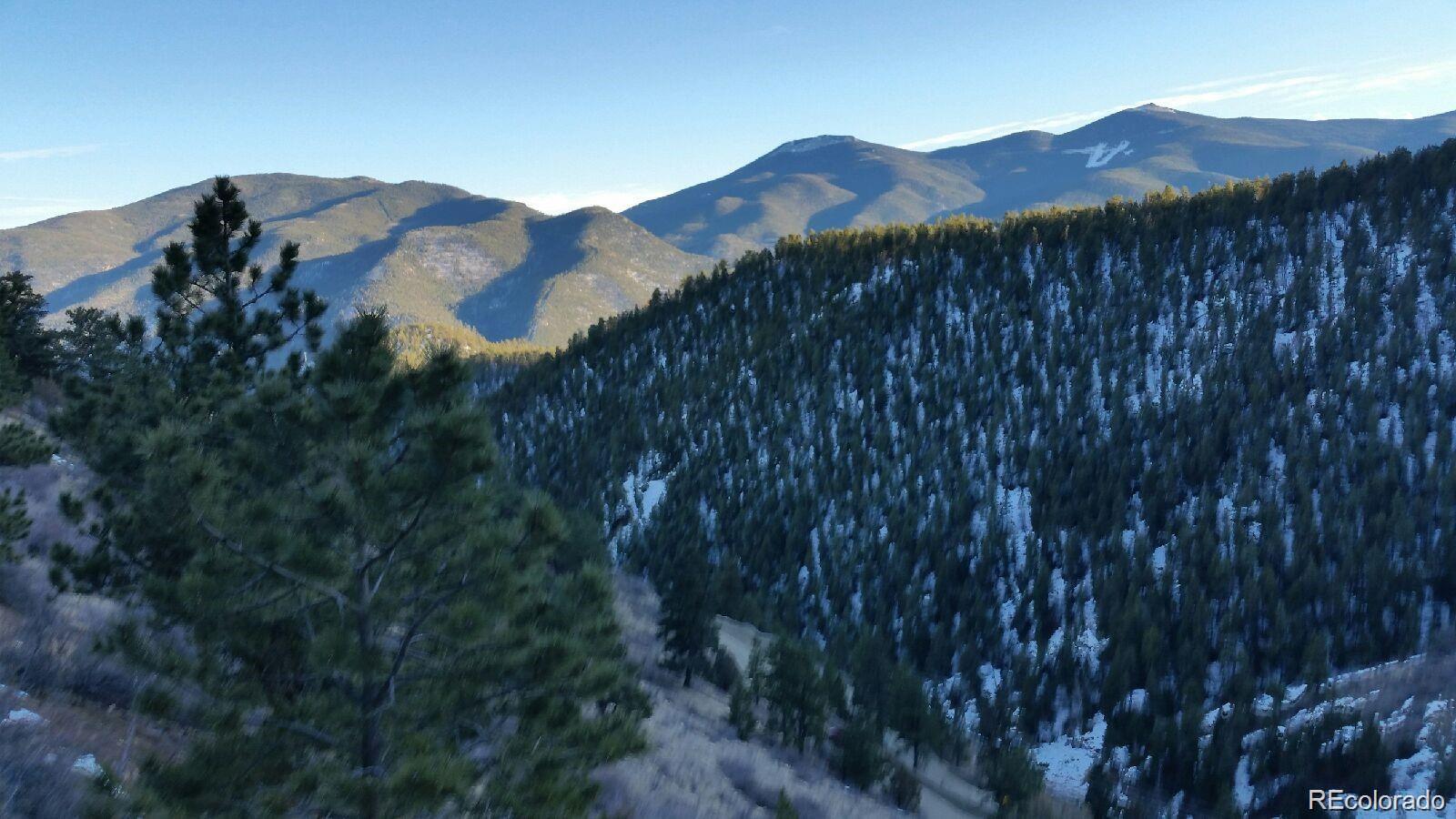 Calvin Mining Property Photo - Idaho Springs, CO real estate listing