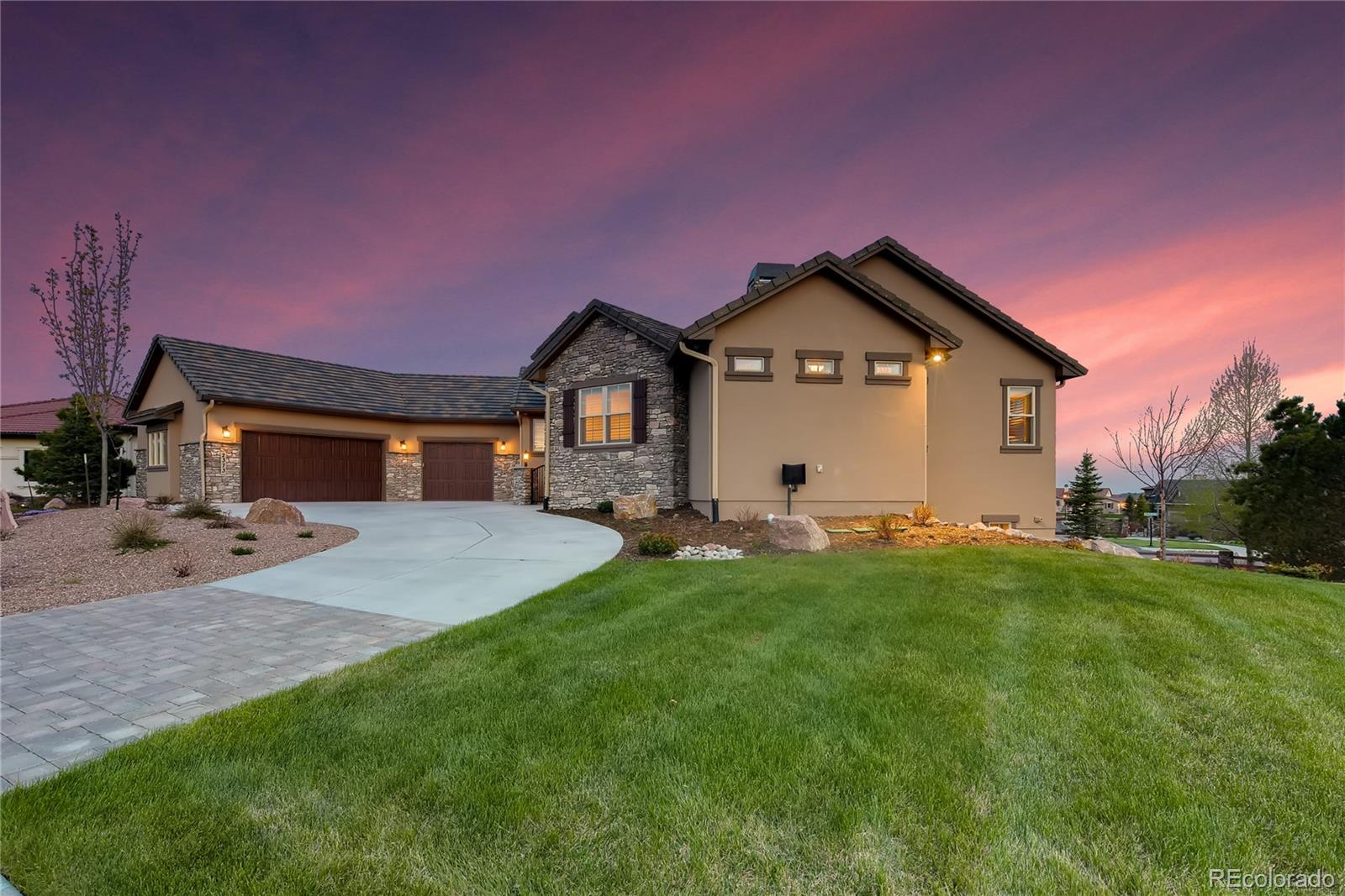 2373 Red Edge Heights Property Photo - Colorado Springs, CO real estate listing
