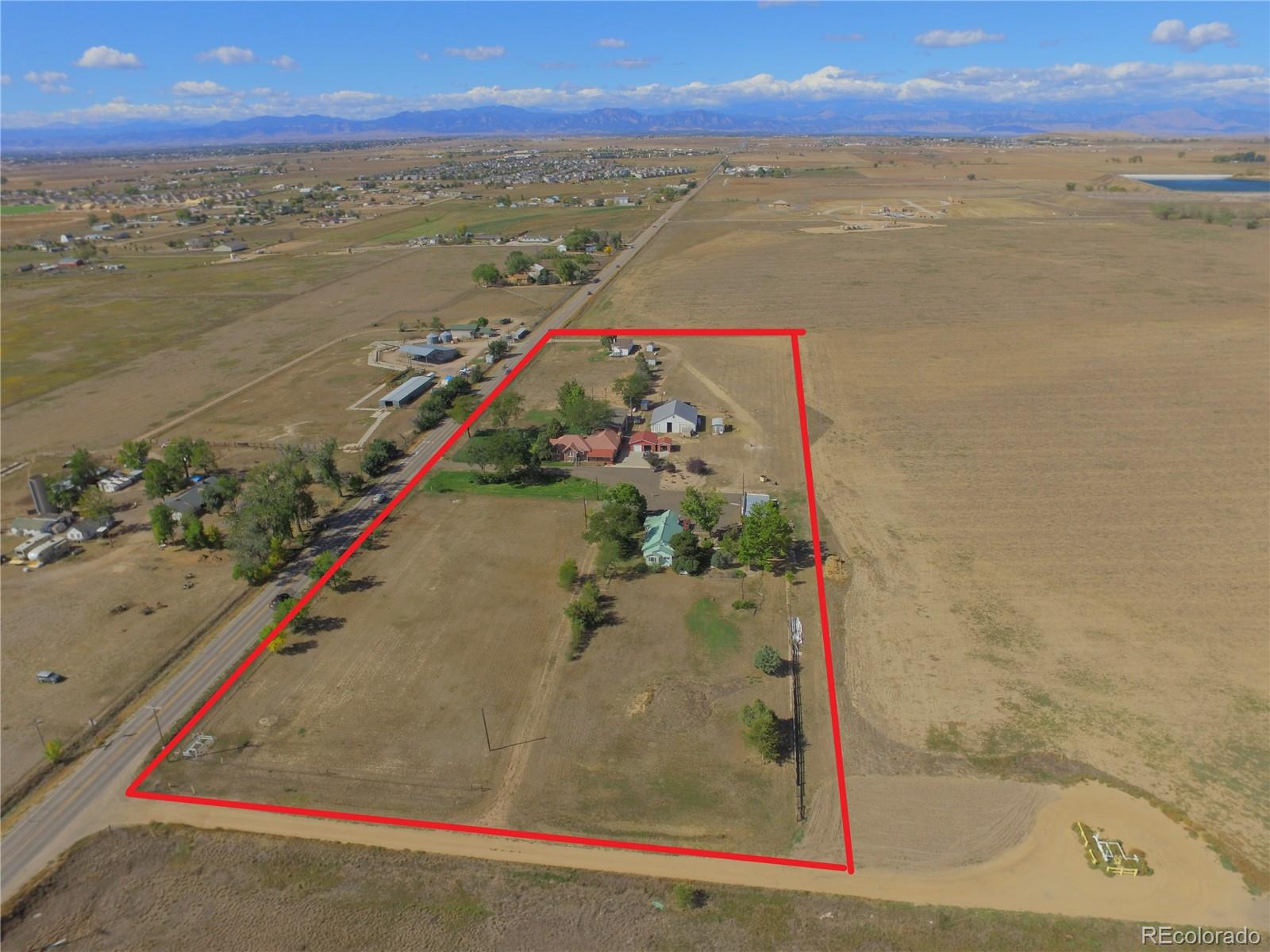 5895 County Road 2 Property Photo - Brighton, CO real estate listing