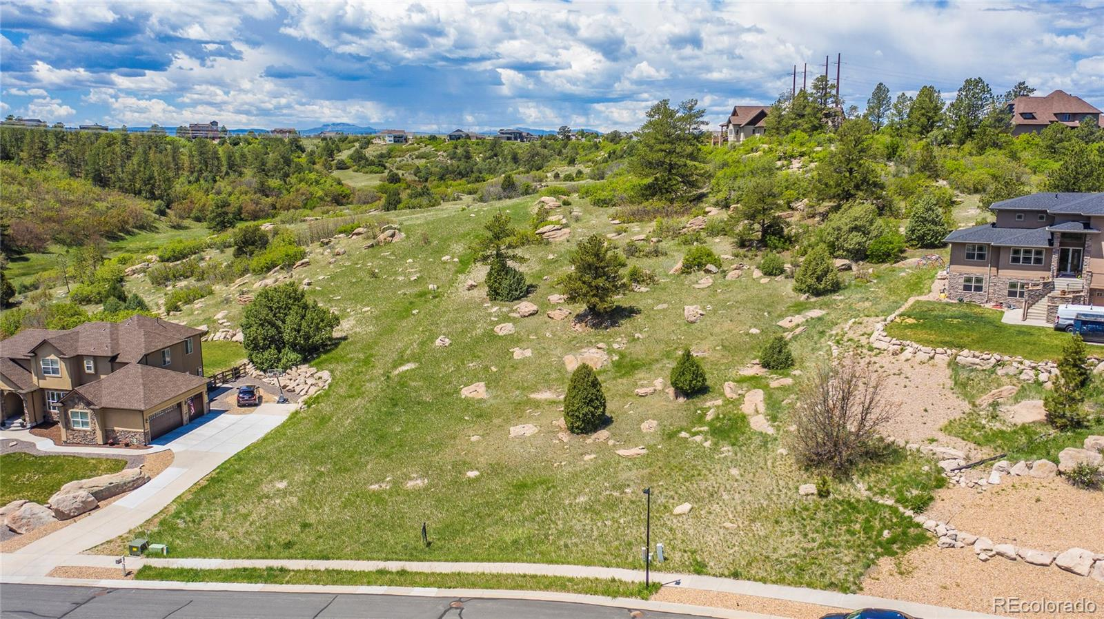2067 Lost Canyon Ranch Court Property Photo - Castle Rock, CO real estate listing