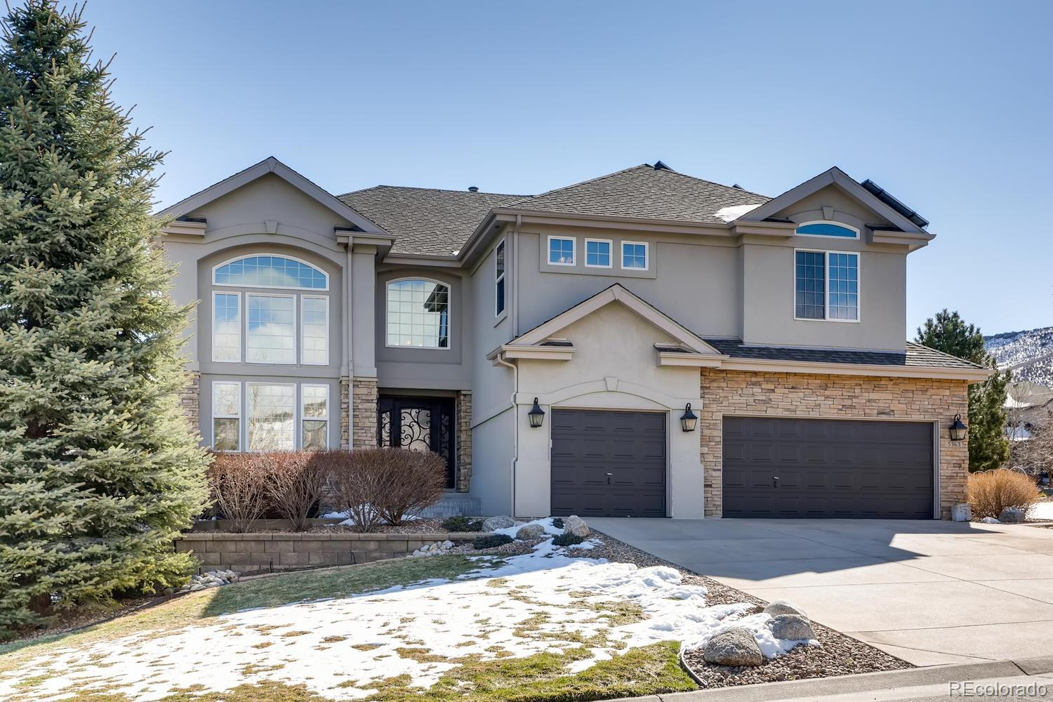 5363 Dunraven Circle Property Photo - Golden, CO real estate listing