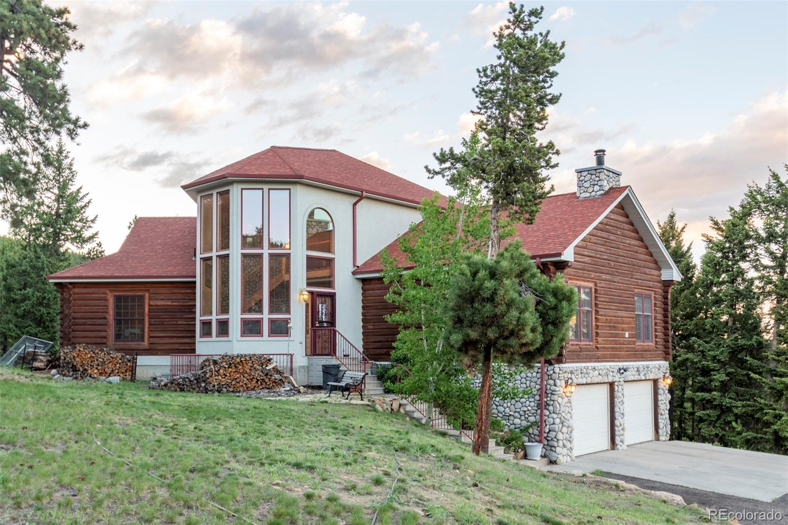 11997 Coal Creek Heights Drive Property Photo - Golden, CO real estate listing