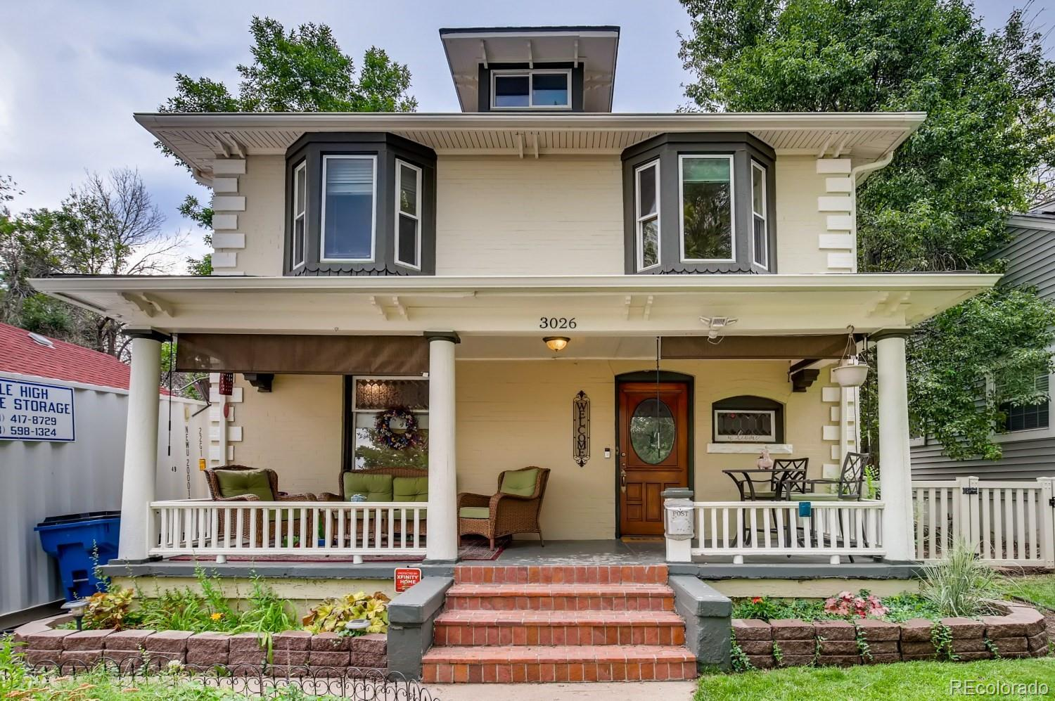 3026 S Sherman Street Property Photo - Englewood, CO real estate listing