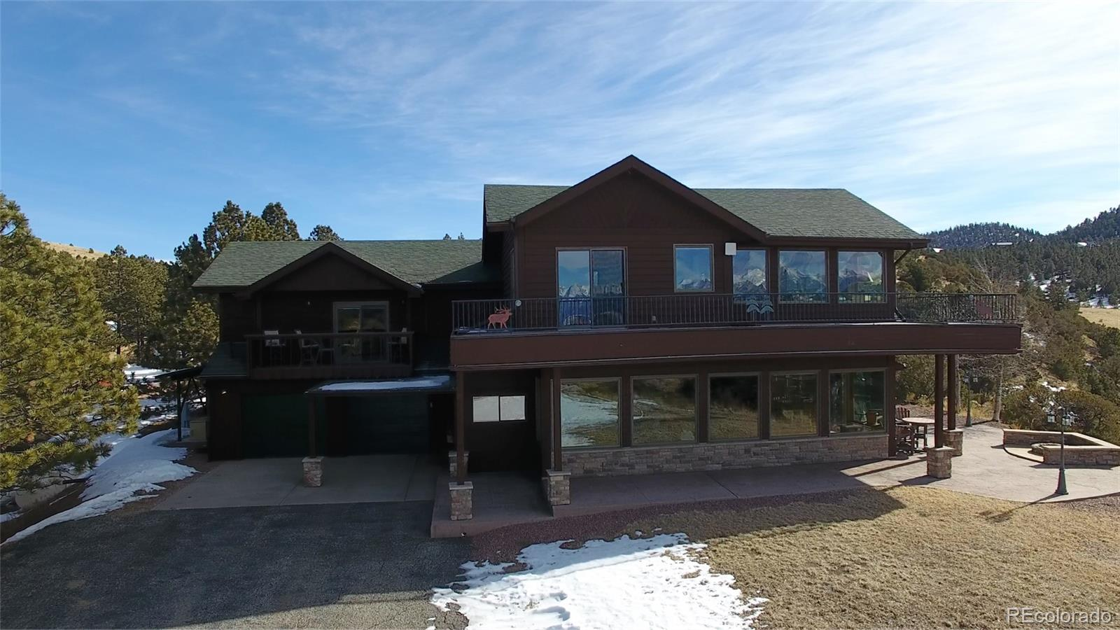 168 Bunker Hill Circle Property Photo - Silver Cliff, CO real estate listing