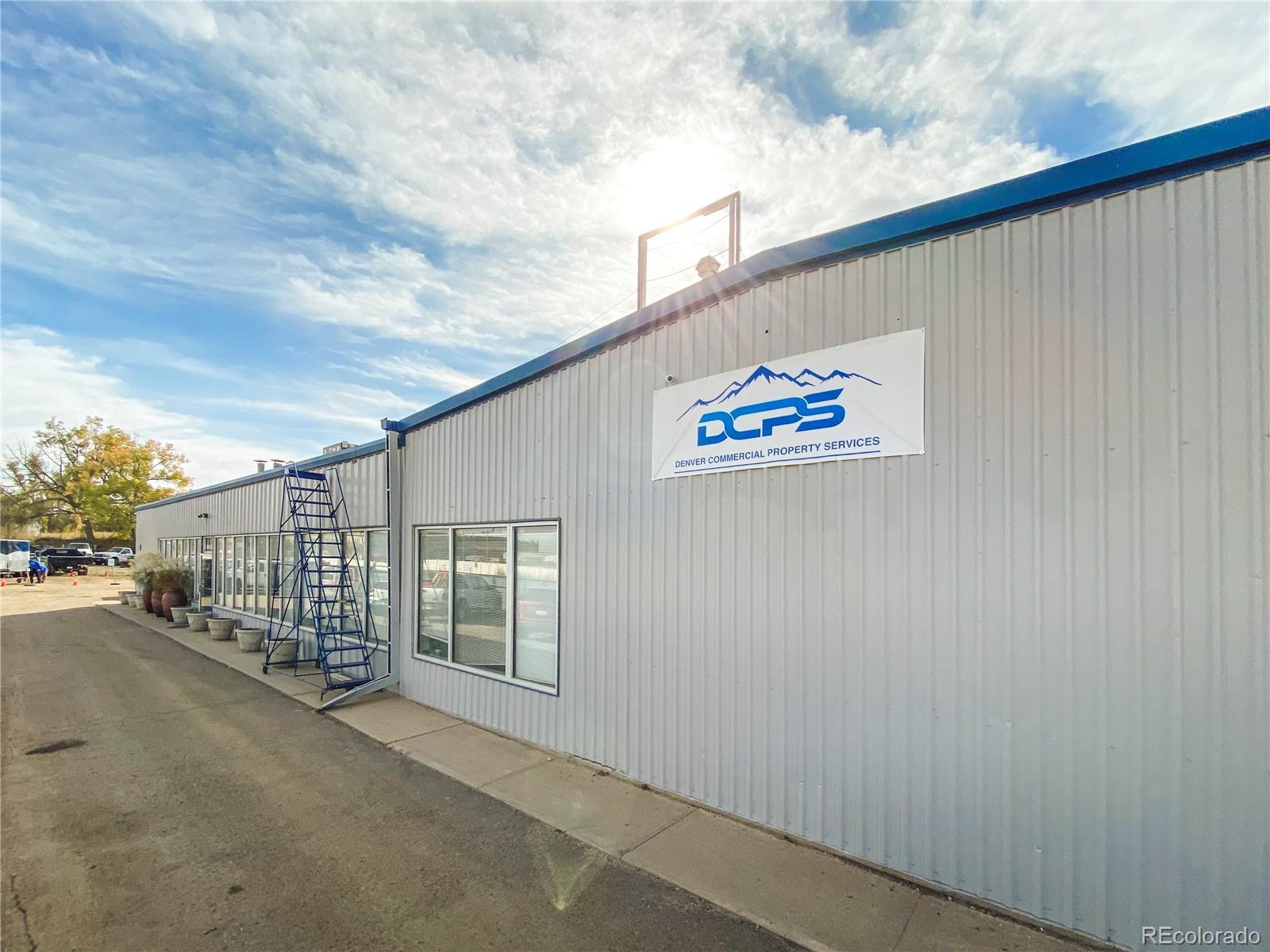 550 W 62nd Avenue Property Photo - Denver, CO real estate listing