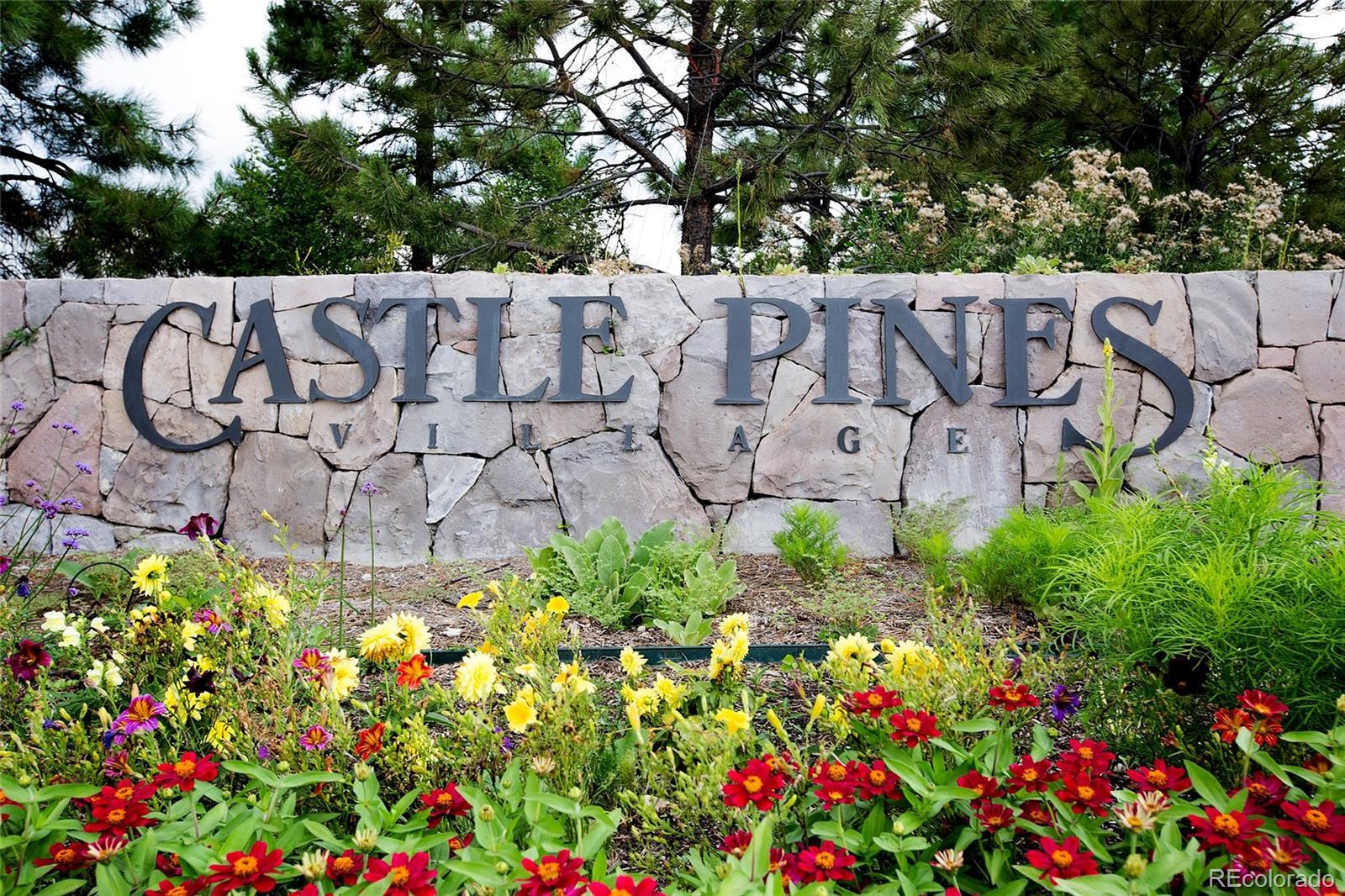 6718 Handies Peak Court Property Photo - Castle Rock, CO real estate listing