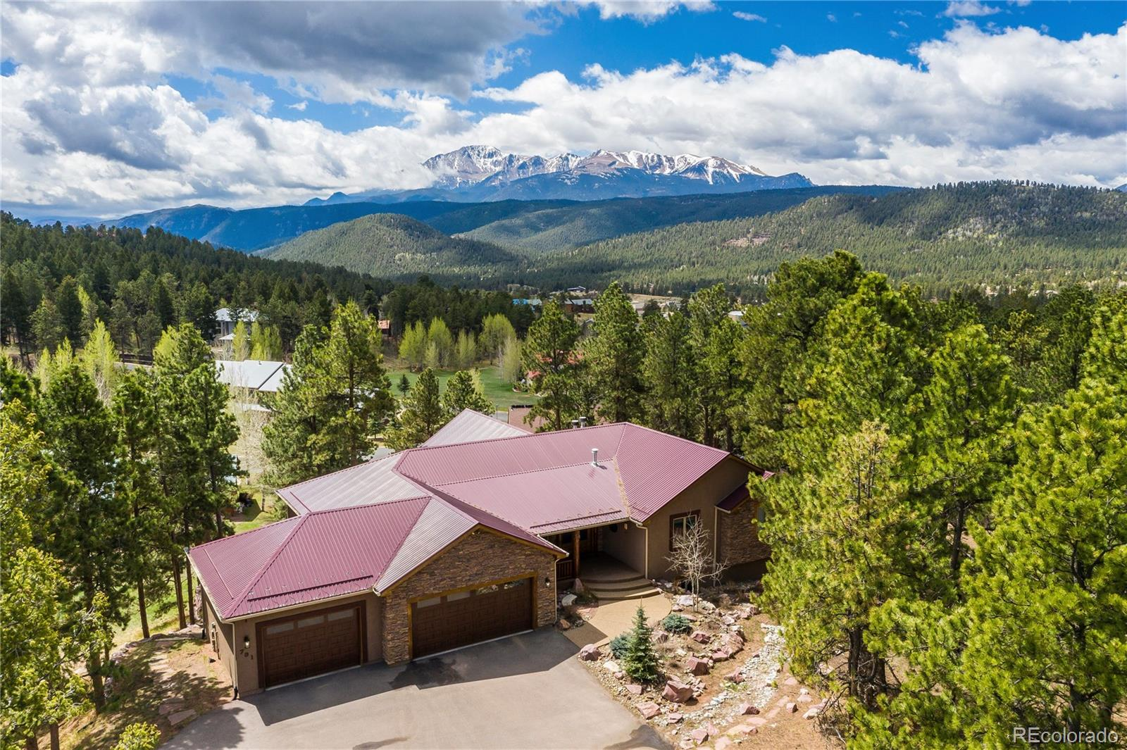 791 Skyline Drive Property Photo - Woodland Park, CO real estate listing