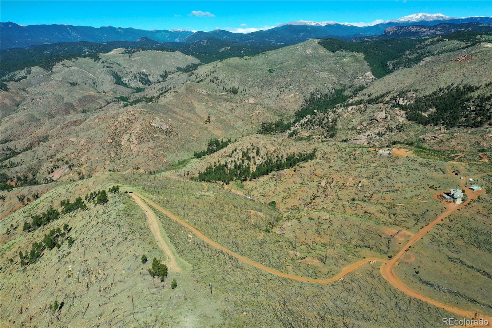 Ute Road Property Photo - Pine, CO real estate listing