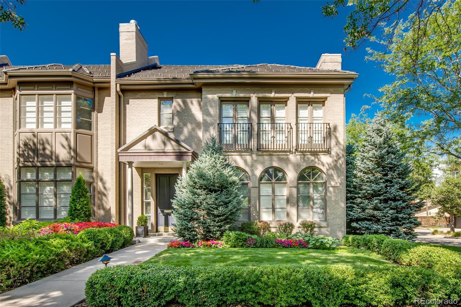 299 Madison Street Property Photo - Denver, CO real estate listing