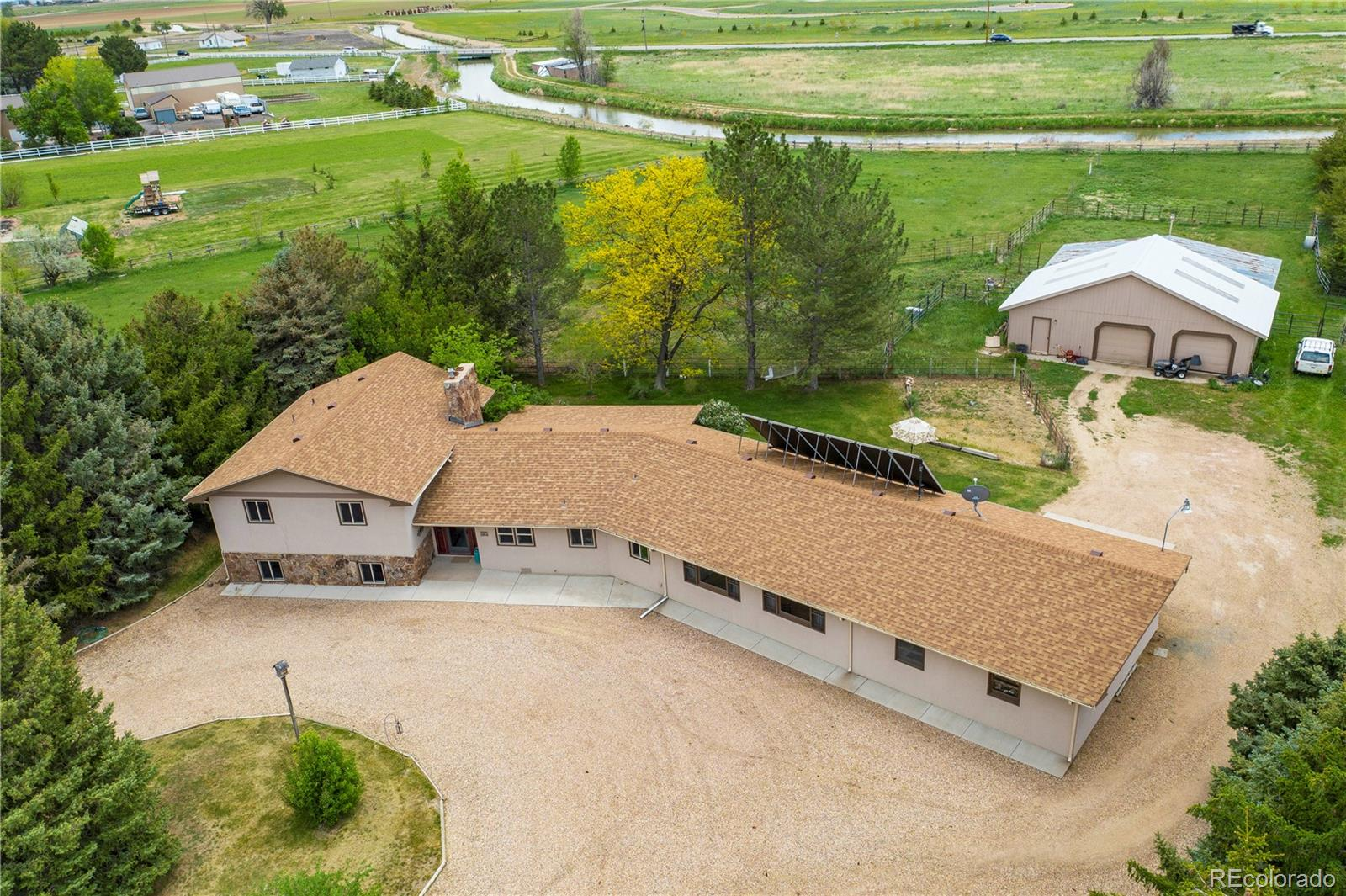 16876 Longs Peak Road Property Photo - Greeley, CO real estate listing