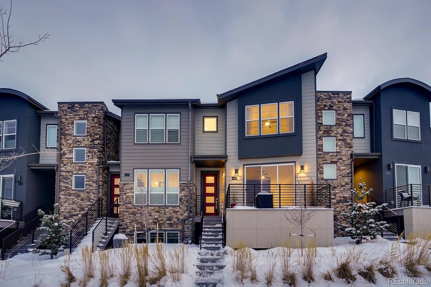 2602 Meadows Boulevard #C Property Photo - Castle Rock, CO real estate listing