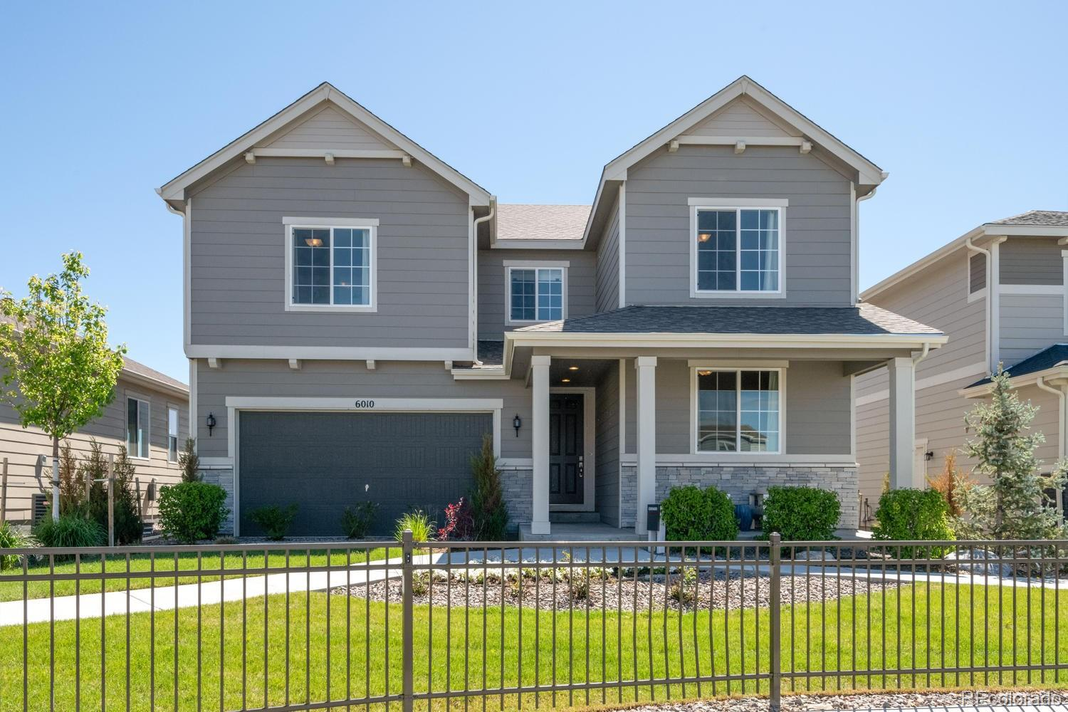 6010 Granite Court Property Photo - Erie, CO real estate listing