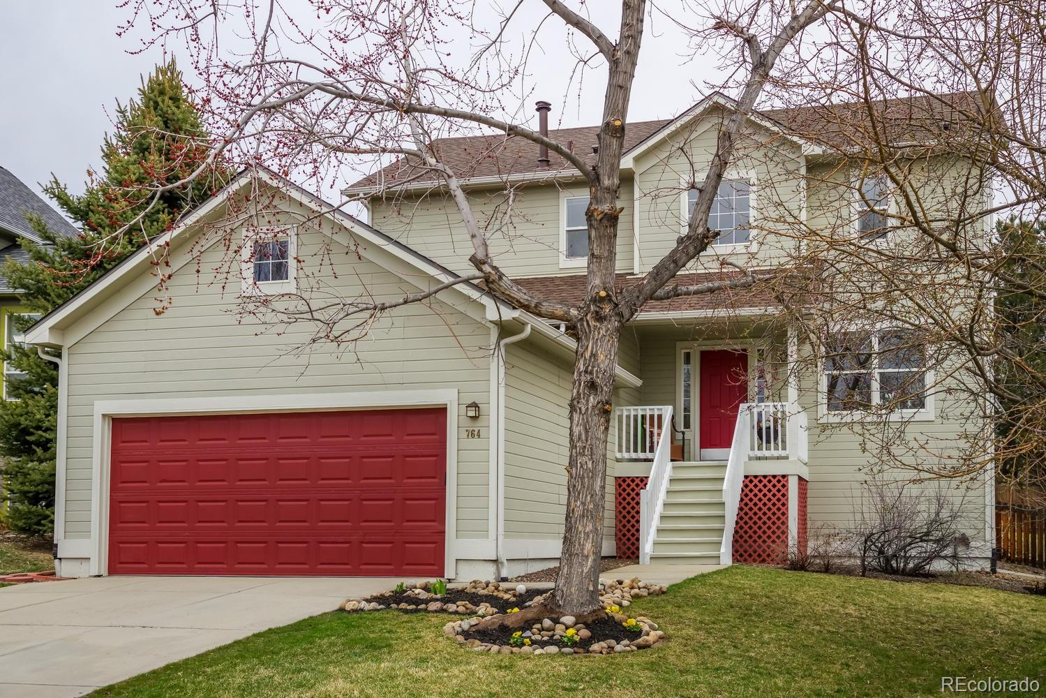 764 Nighthawk Circle Property Photo - Louisville, CO real estate listing