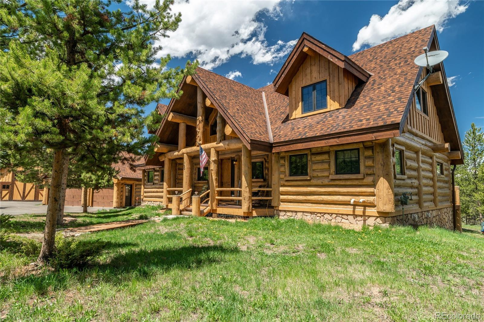 160 County Road 6236n Property Photo - Granby, CO real estate listing