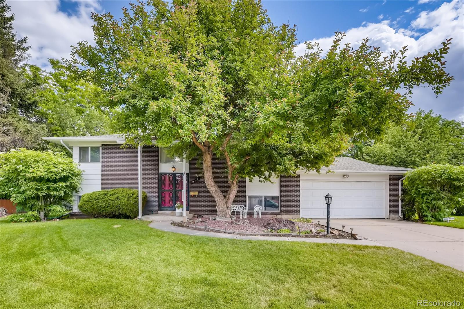 917 S Johnson Street Property Photo - Lakewood, CO real estate listing