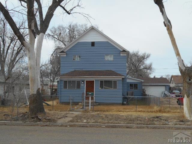 310 Idaho Avenue Property Photo - Ordway, CO real estate listing