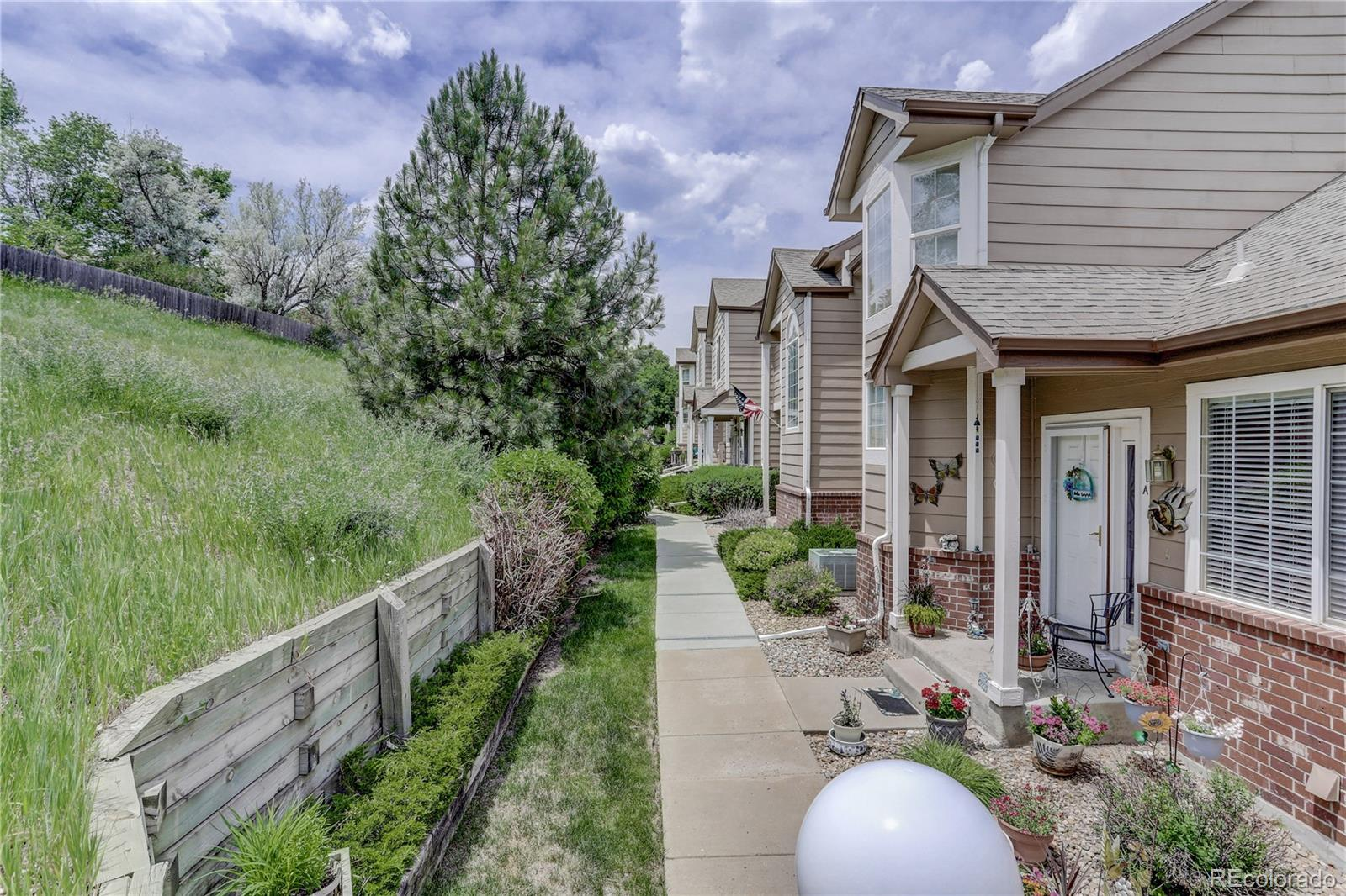 6837 S Webster Street #B Property Photo - Littleton, CO real estate listing