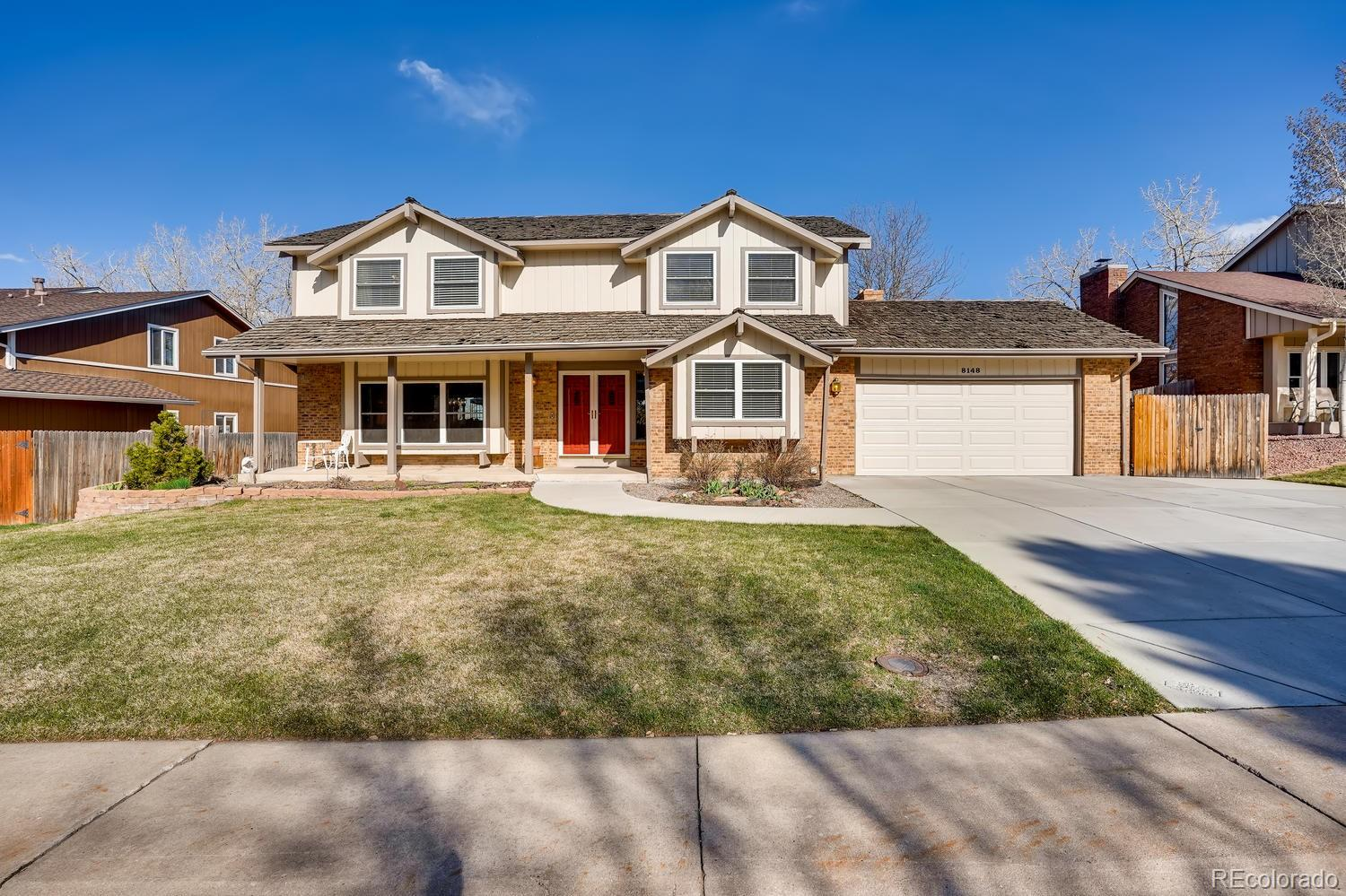 8148 S Yukon Street Property Photo - Littleton, CO real estate listing
