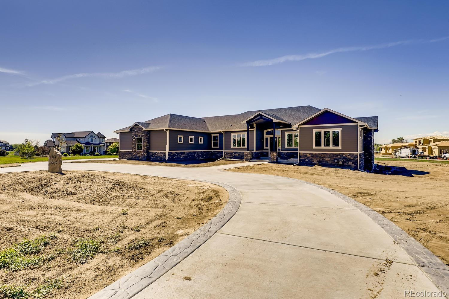 3014 Chicory Court Property Photo - Mead, CO real estate listing