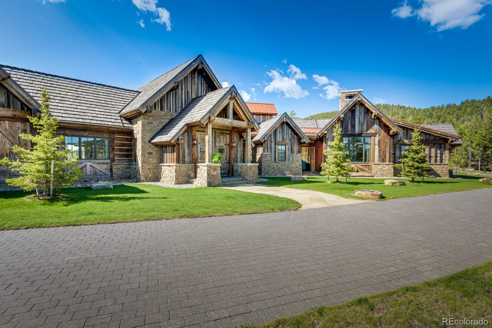 30153 Wild West Trail, Evergreen, CO 80439 - Evergreen, CO real estate listing