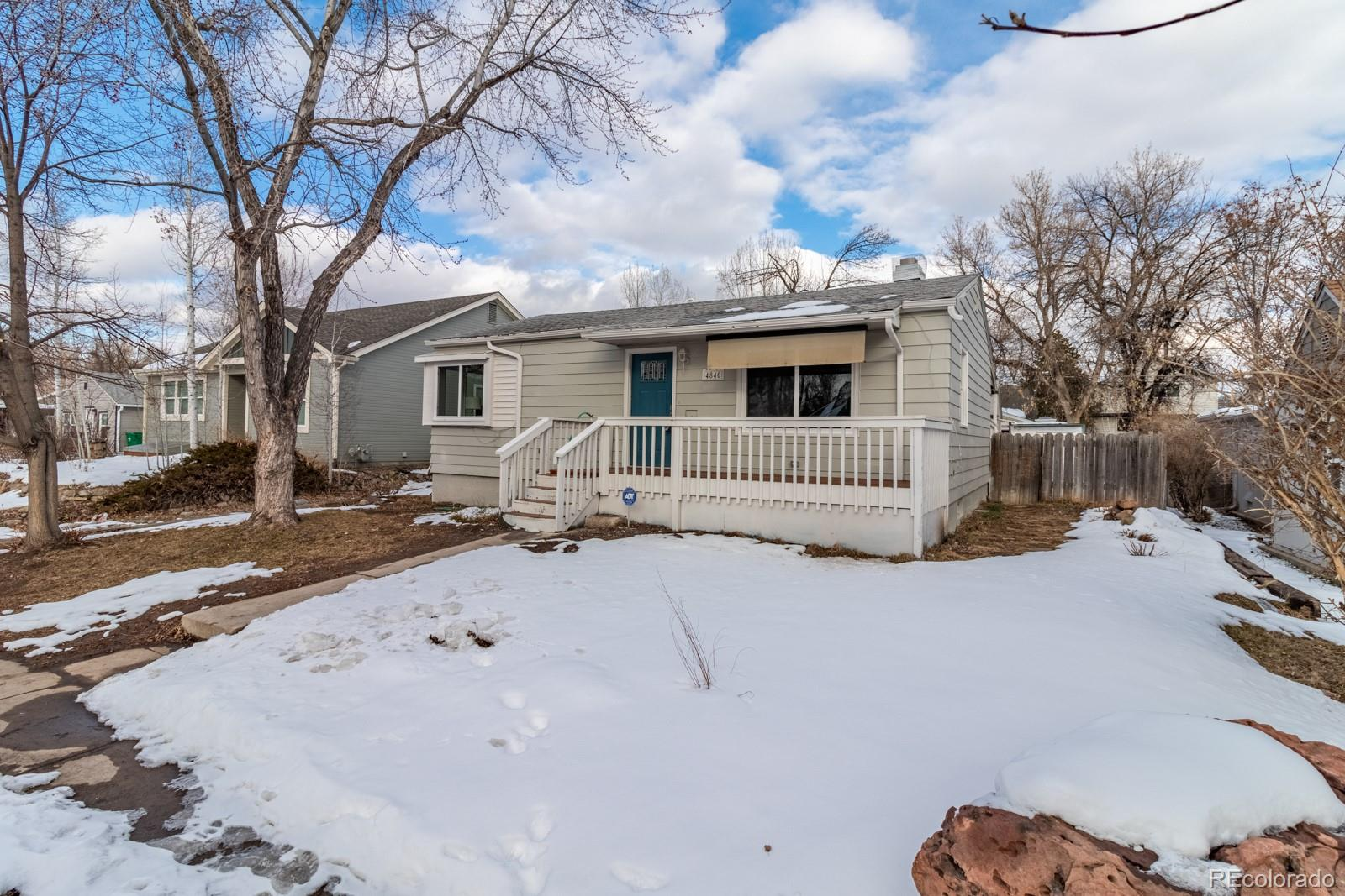 4840 S Sherman Street Property Photo - Englewood, CO real estate listing