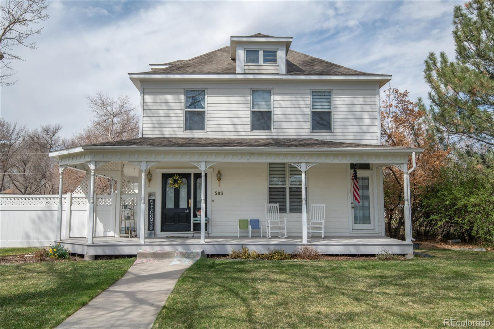 503 Grant Street, Fort Morgan, CO 80701 - Fort Morgan, CO real estate listing