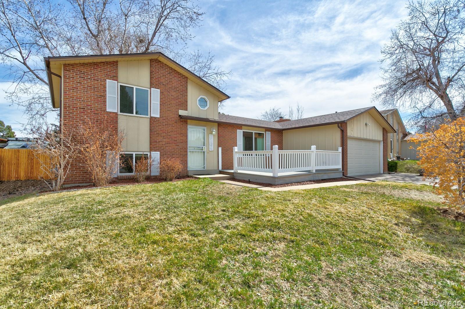 3164 S Nucla Street Property Photo - Aurora, CO real estate listing