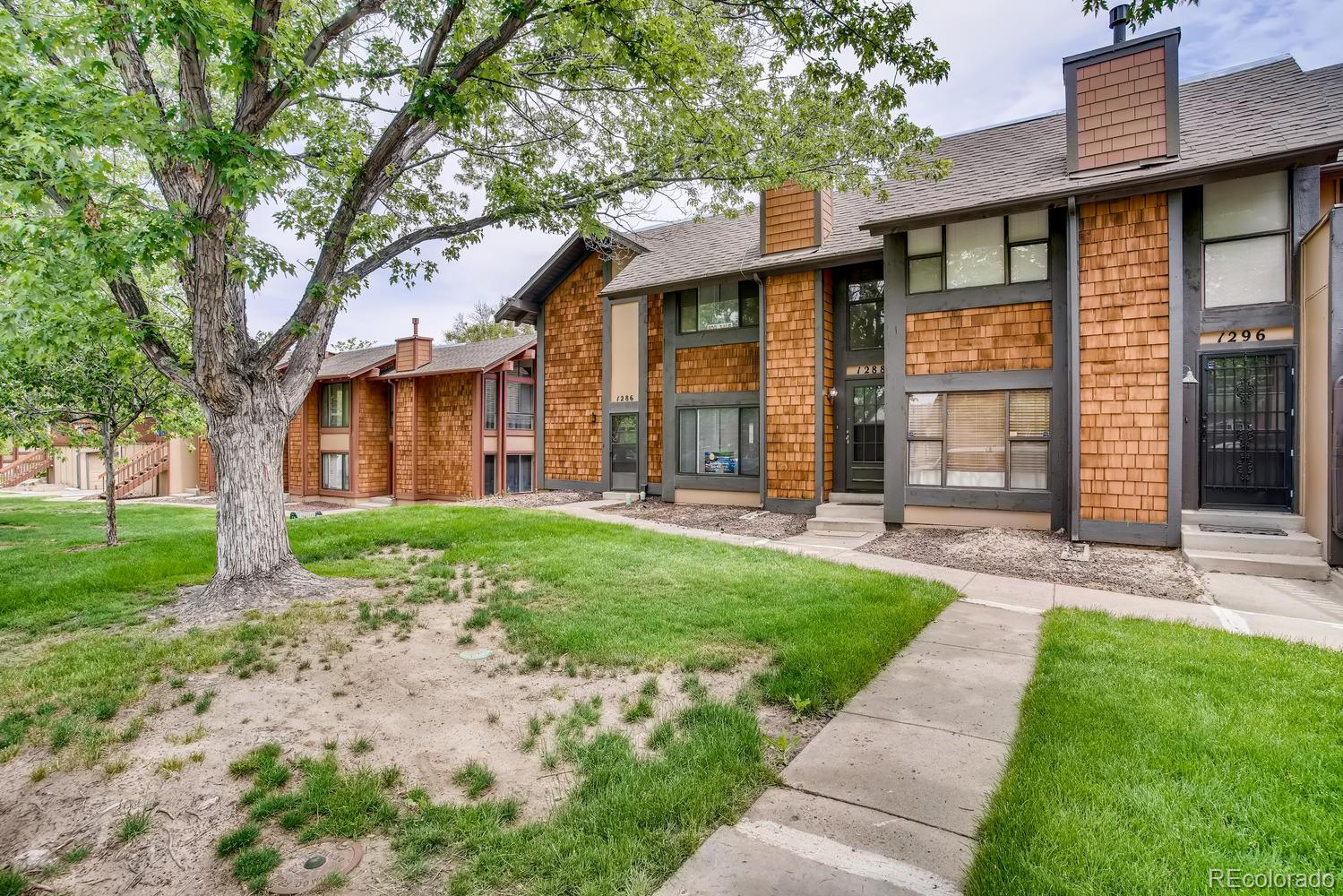 1288 S Dillon Way Property Photo - Aurora, CO real estate listing