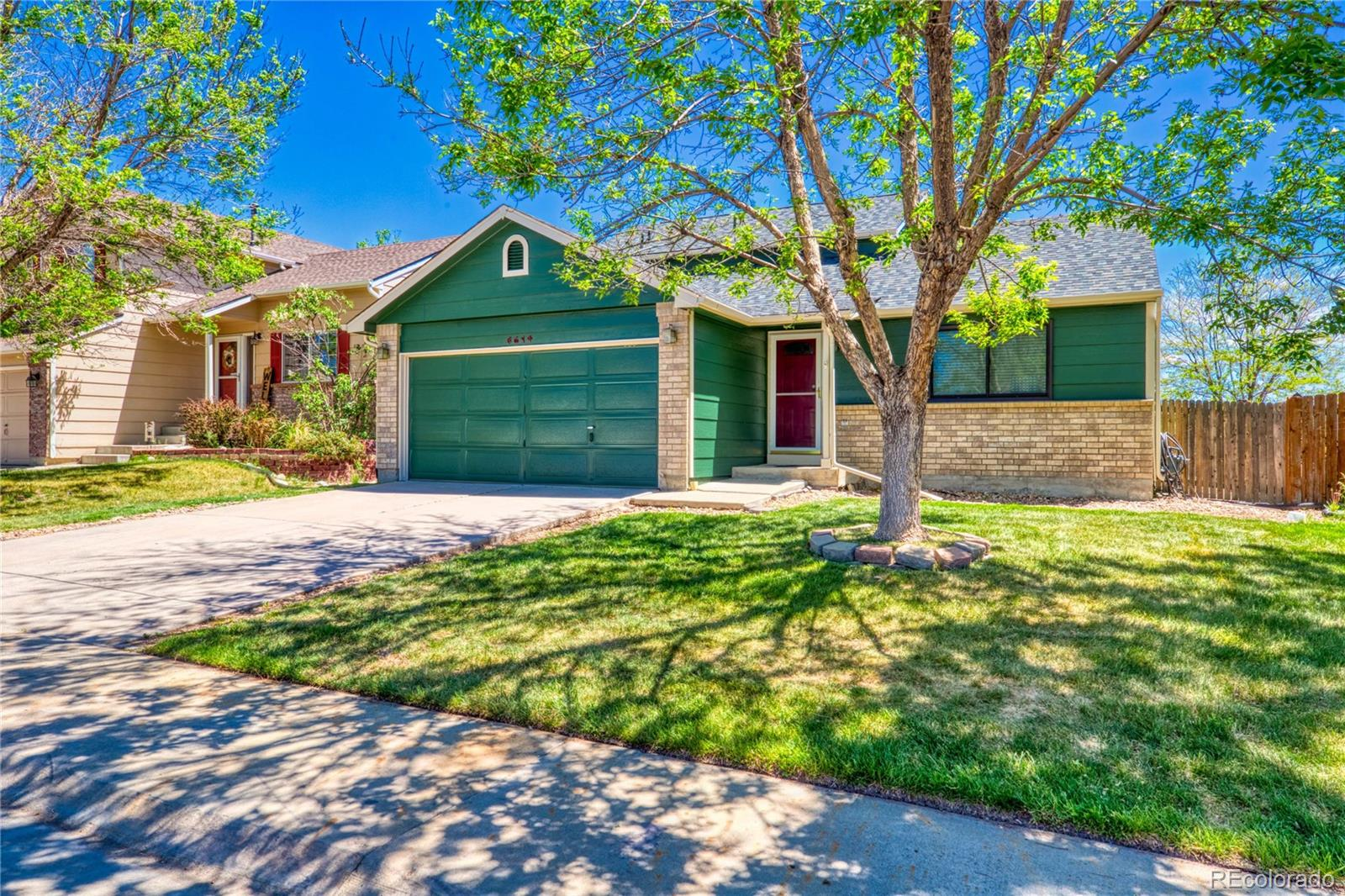 5614 Hudson Circle Property Photo - Thornton, CO real estate listing
