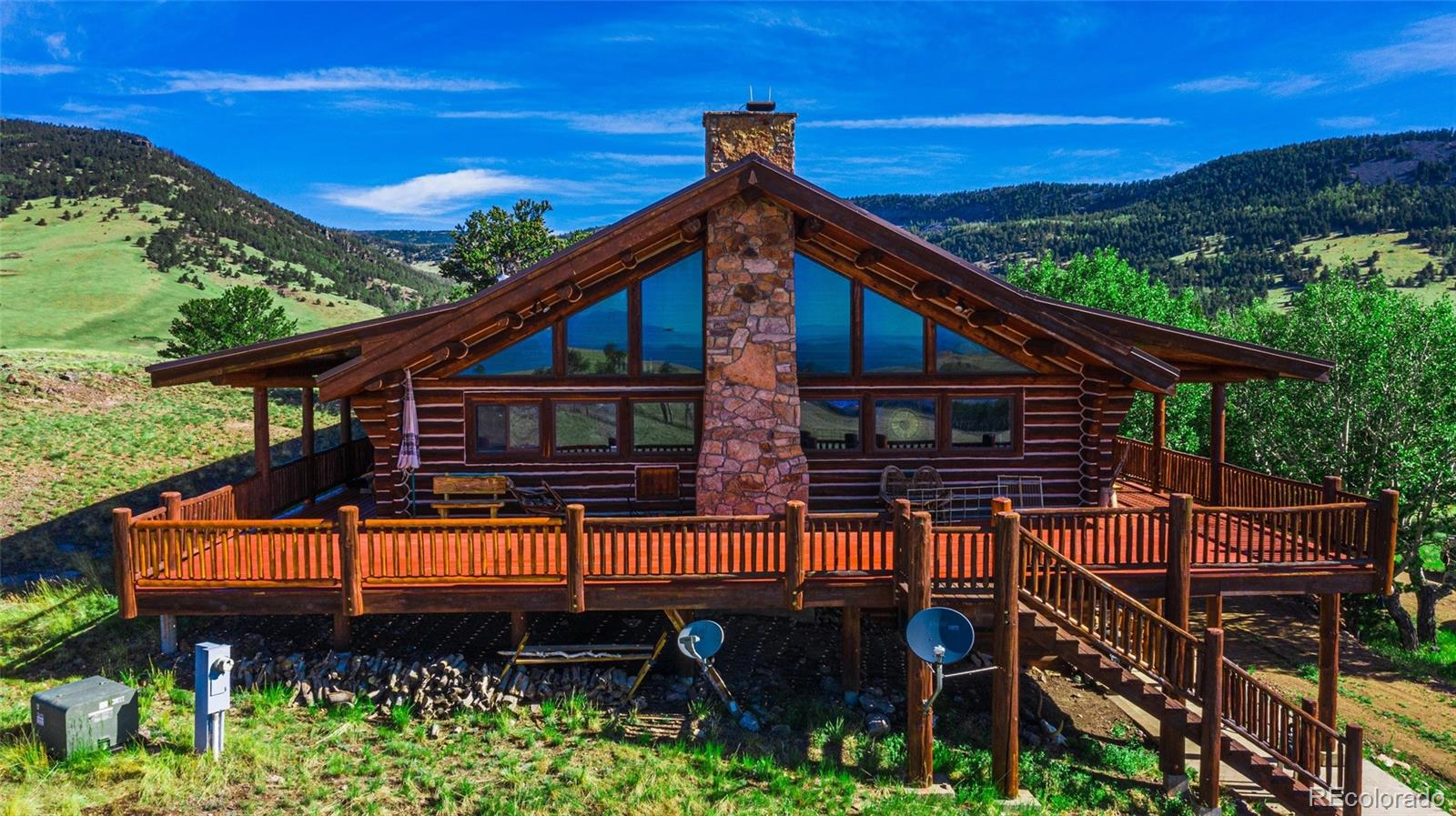 2842 Nesterville Road Property Photo - Cotopaxi, CO real estate listing