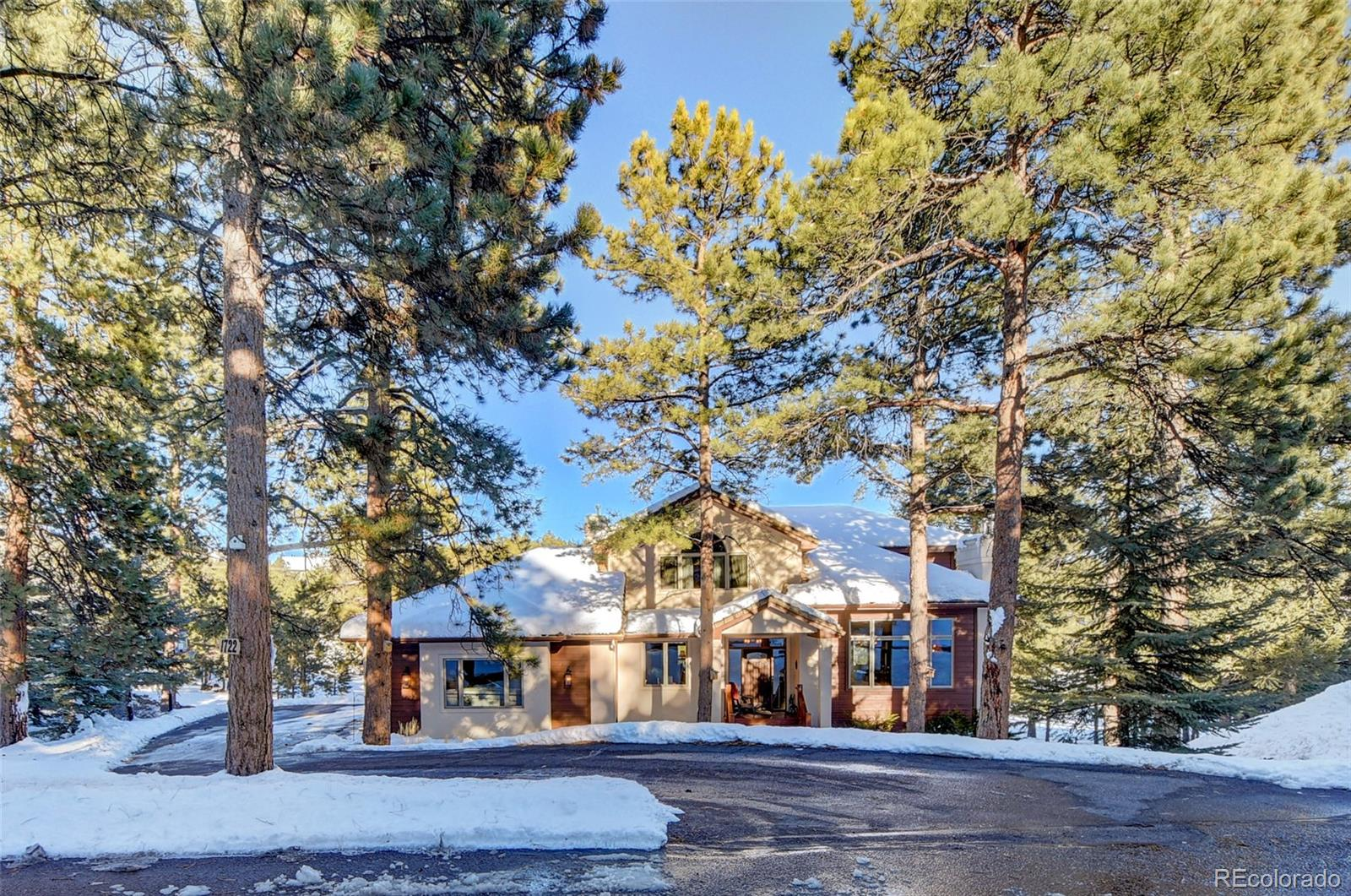 1722 Silver Creek Lane, Evergreen, CO 80439 - Evergreen, CO real estate listing