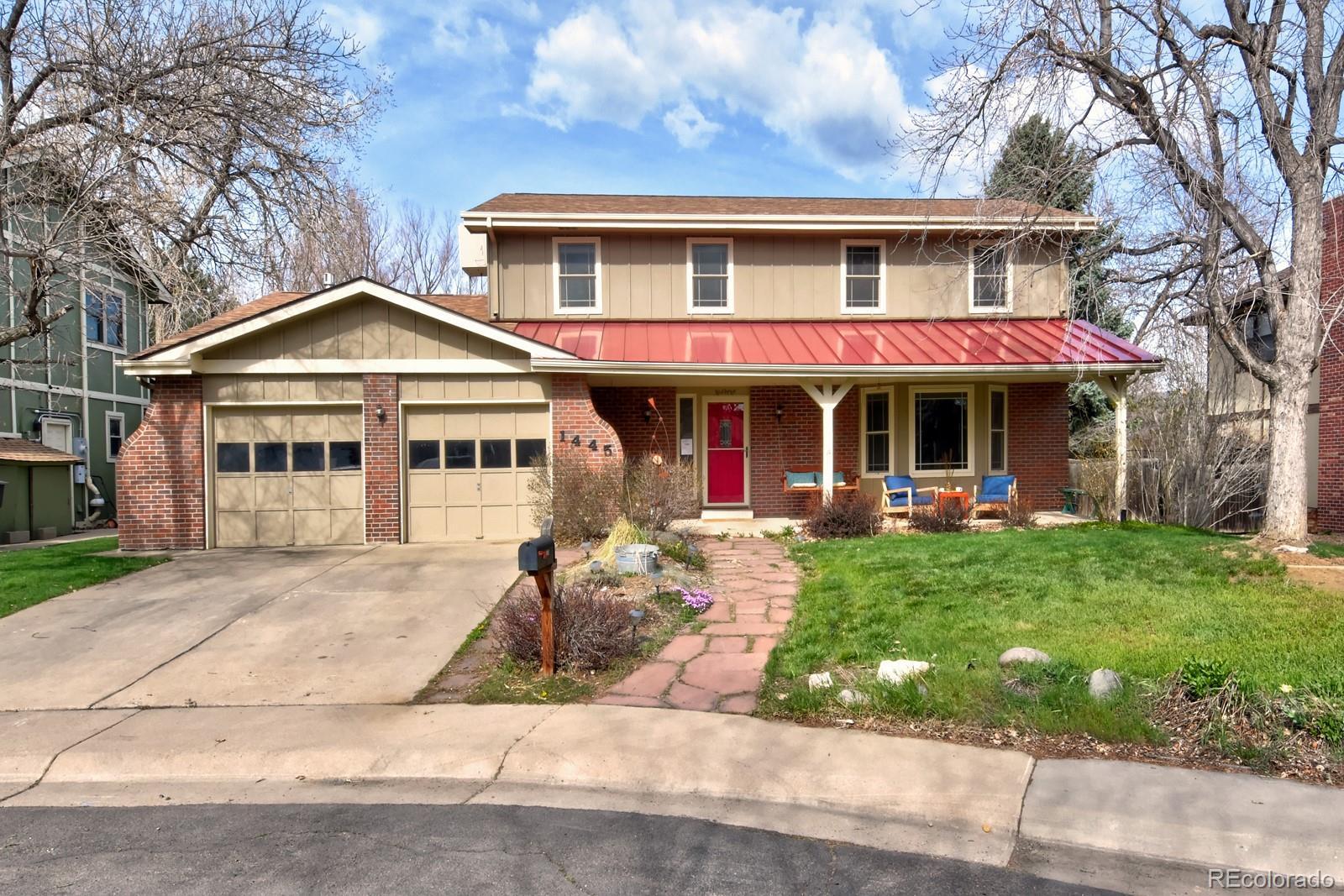 1445 Landis Property Photo - Boulder, CO real estate listing