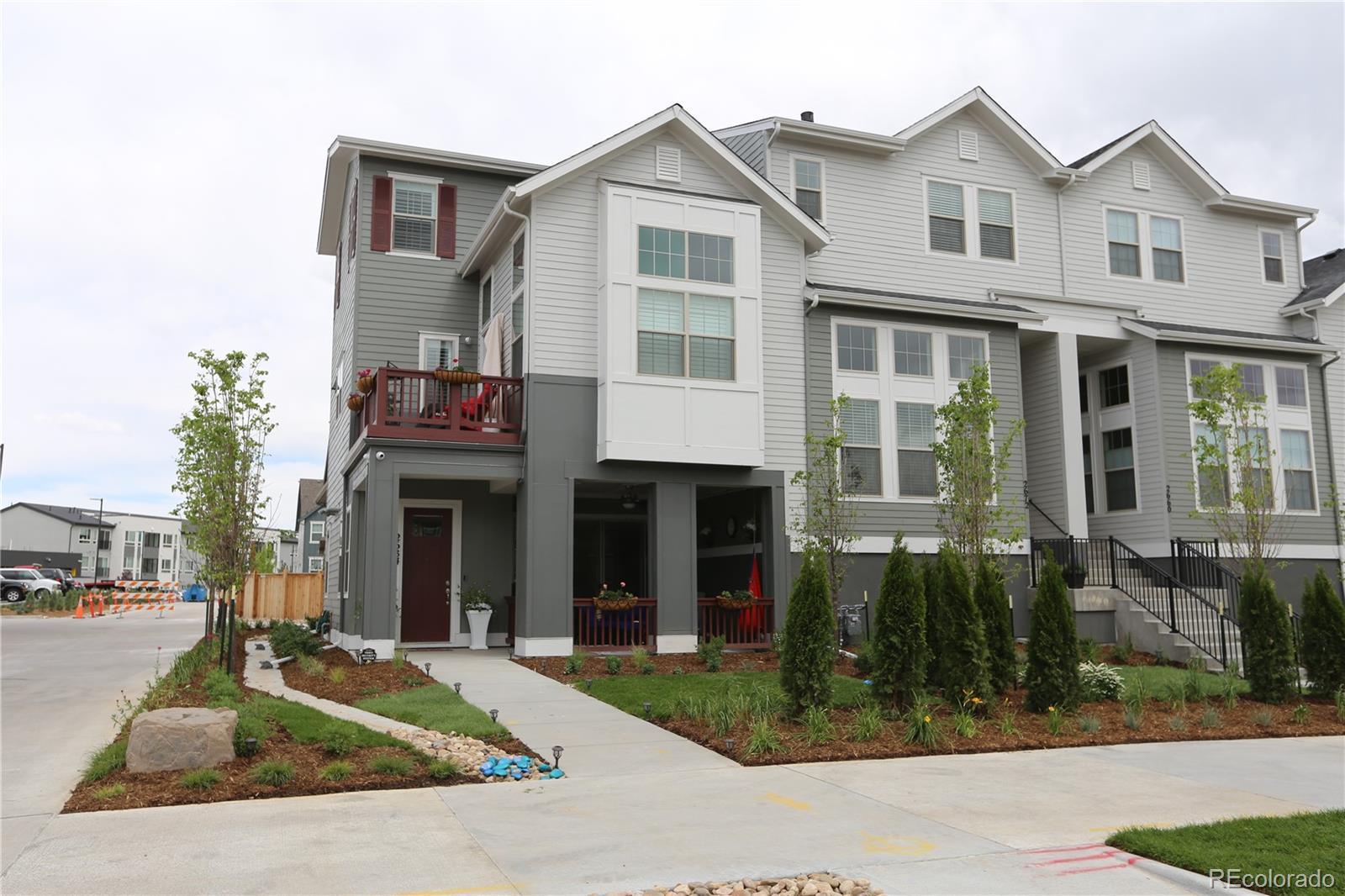 2684 Moline Street Property Photo - Denver, CO real estate listing