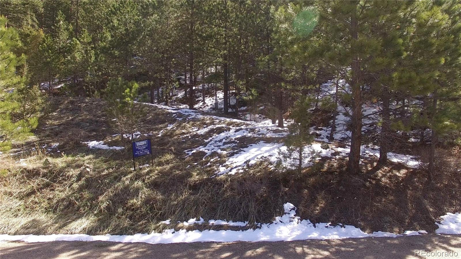 Miller Fork Road Property Photo - Glen Haven, CO real estate listing