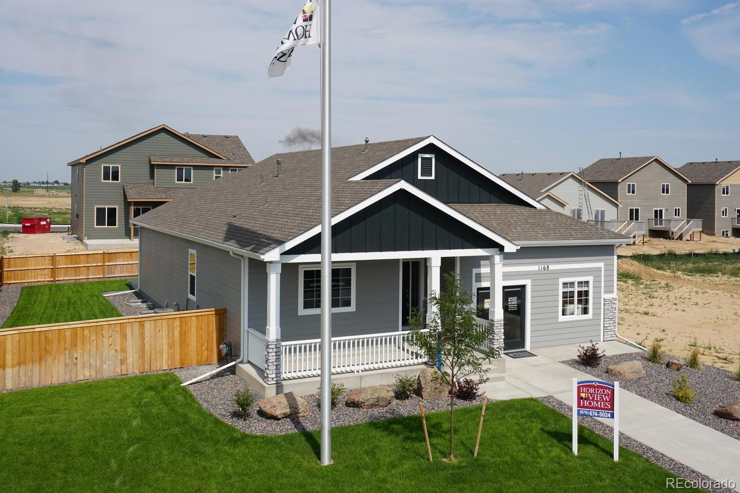 1821 Holloway Dr Property Photo - Windsor, CO real estate listing
