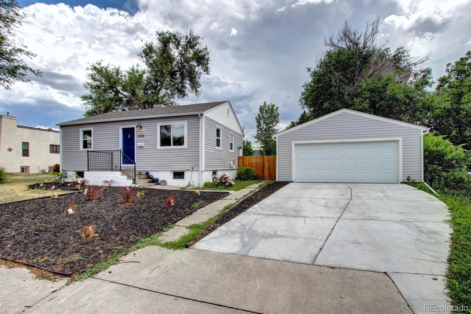2254 Jay Street Property Photo - Edgewater, CO real estate listing