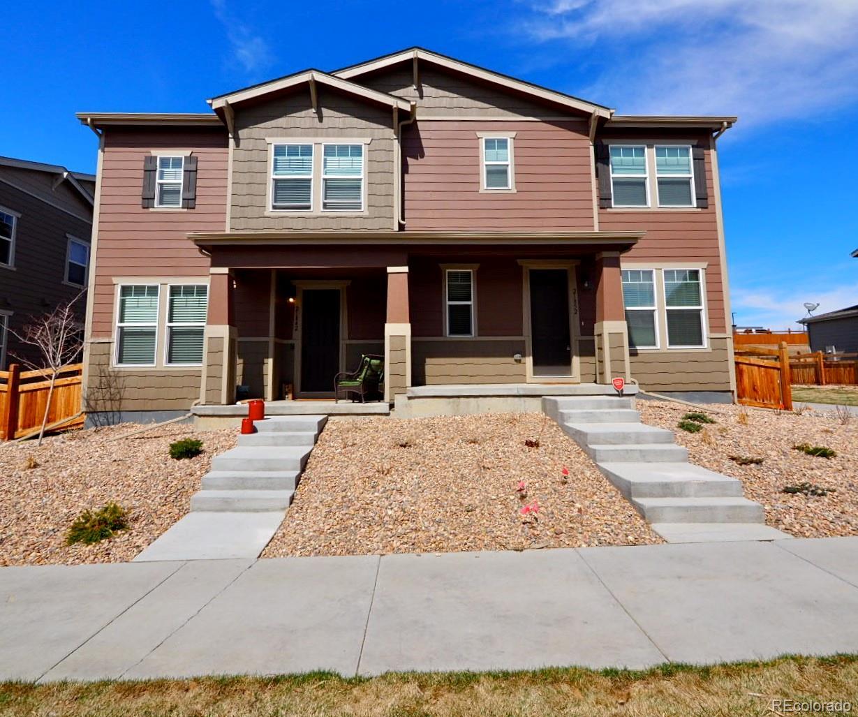 21852 E Quincy Circle Property Photo - Aurora, CO real estate listing