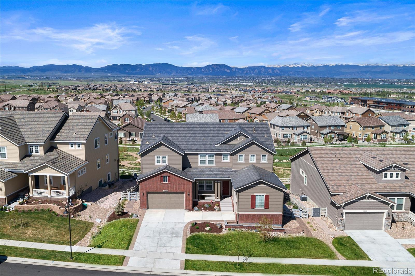 16075 Humboldt Peak Drive Property Photo - Broomfield, CO real estate listing