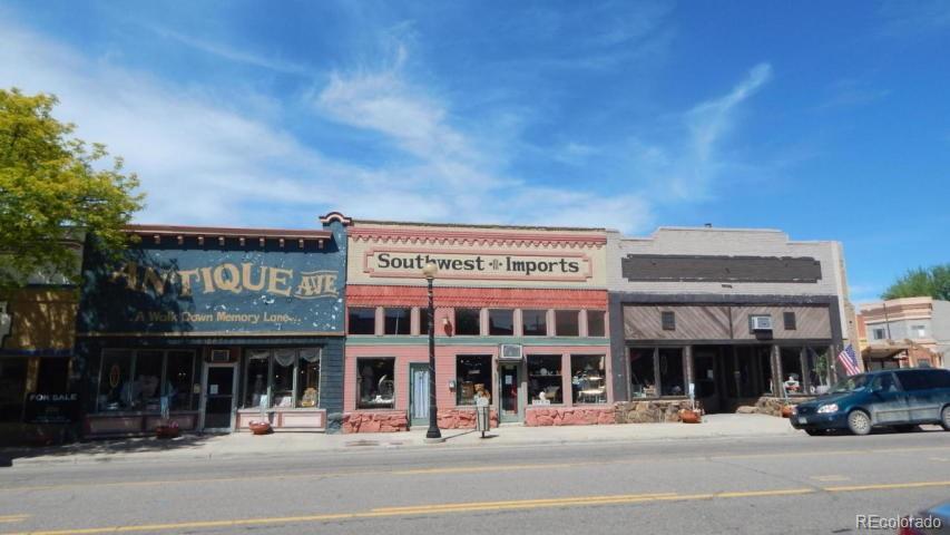 607 Main Street Property Photo - Walsenburg, CO real estate listing