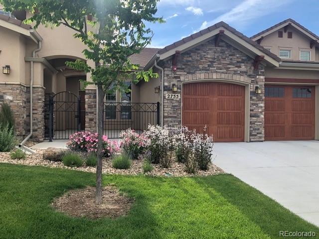 2755 Tierra Ridge Court Property Photo - Superior, CO real estate listing