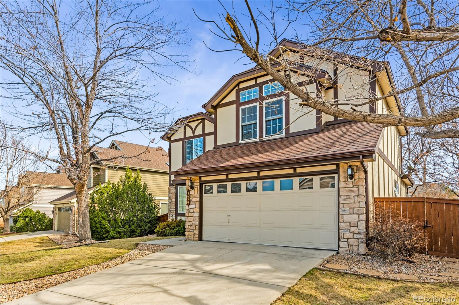 9658 Red Oakes Drive Property Photo - Highlands Ranch, CO real estate listing