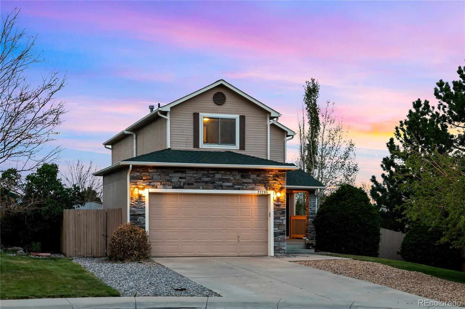 22295 E Oberlin Place Property Photo - Aurora, CO real estate listing