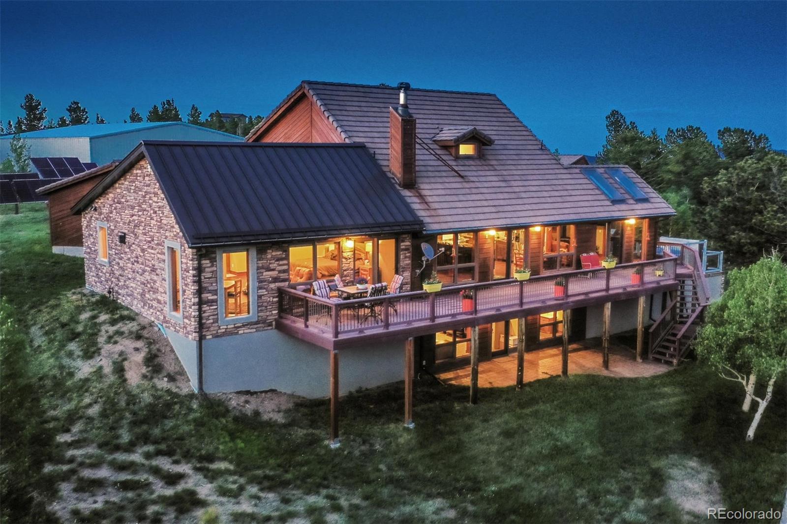 275 Alpine Way Property Photo - Idaho Springs, CO real estate listing