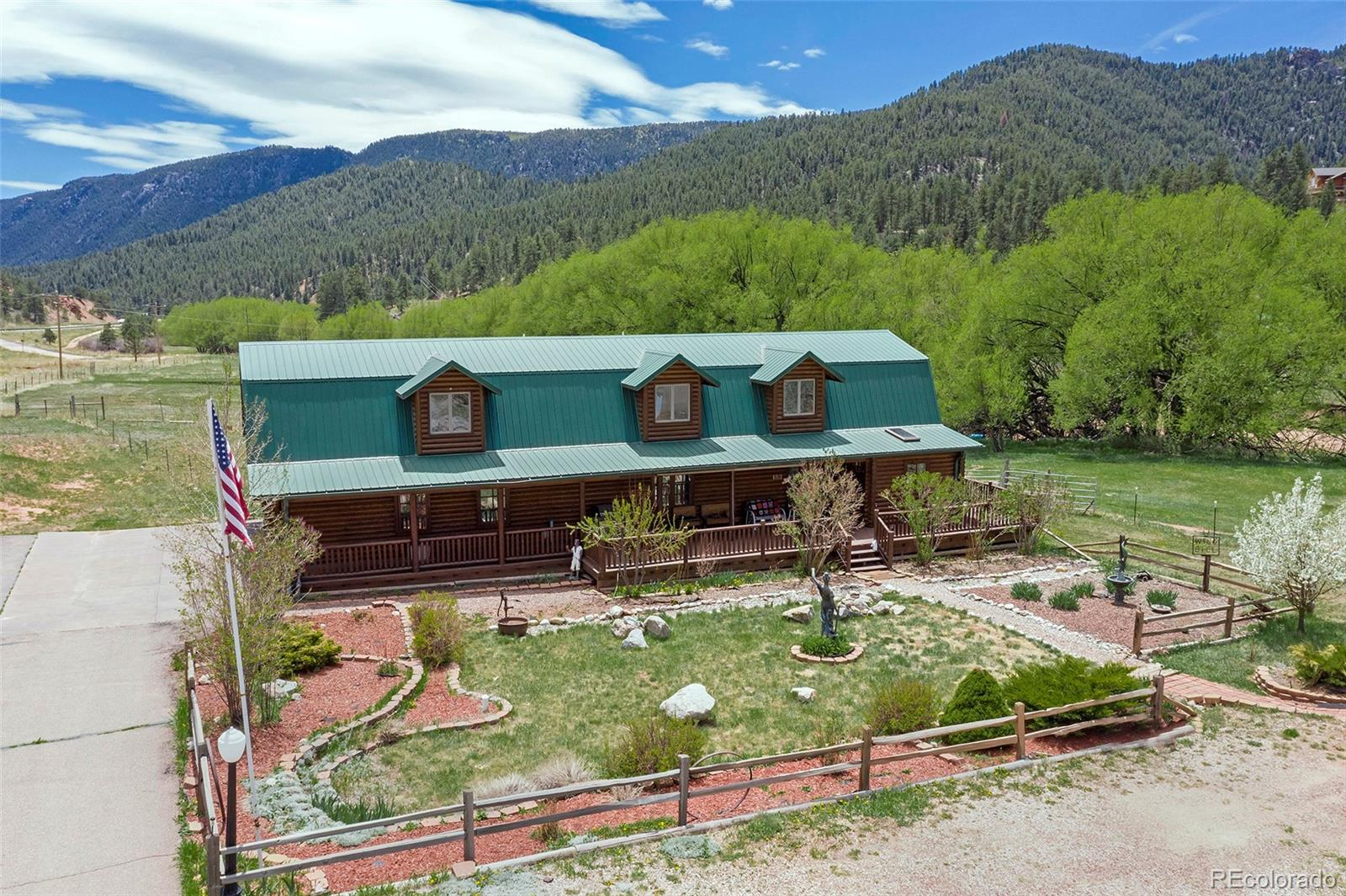 72 Crystola Canyon Road Property Photo - Woodland Park, CO real estate listing