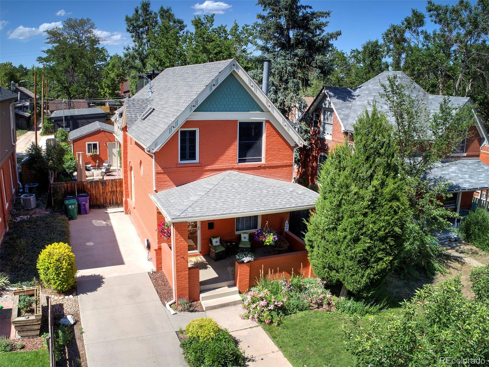 3315 W 23rd Avenue Property Photo - Denver, CO real estate listing