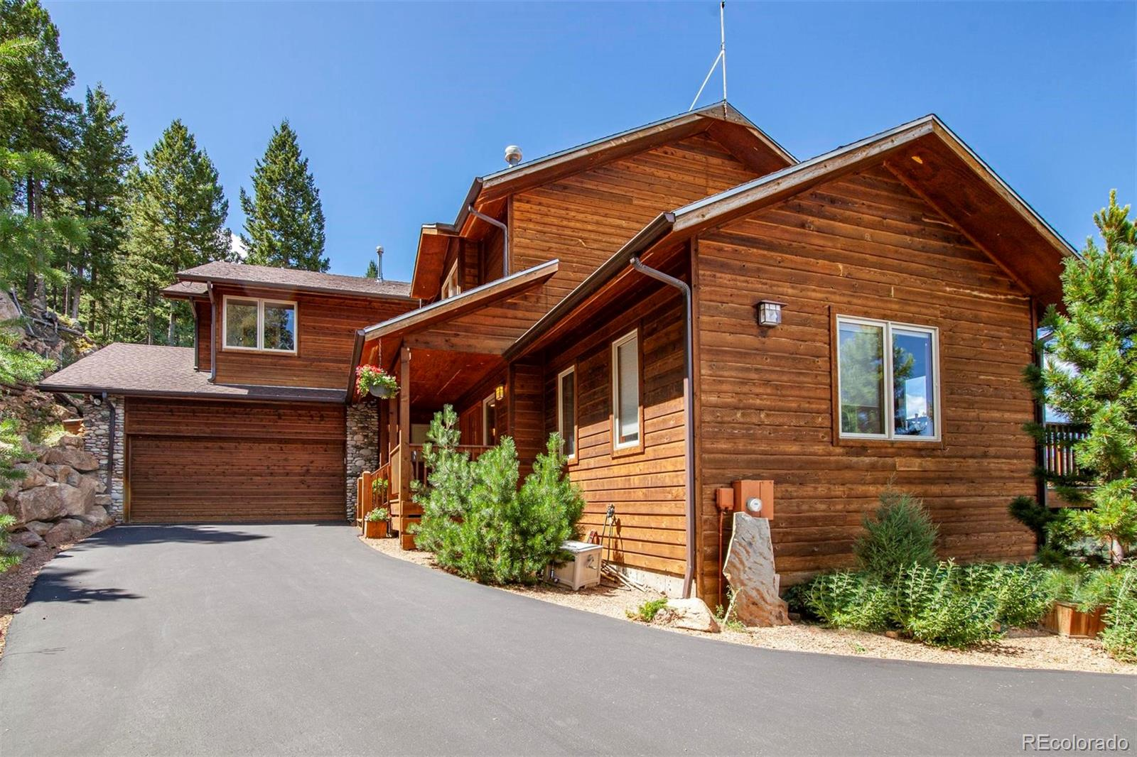 6837 Berry Bush Lane, Evergreen, CO 80439 - Evergreen, CO real estate listing