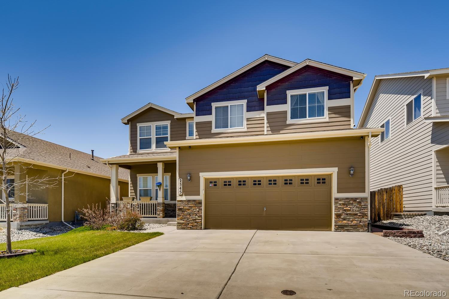 2545 Reed Grass Way Property Photo - Colorado Springs, CO real estate listing