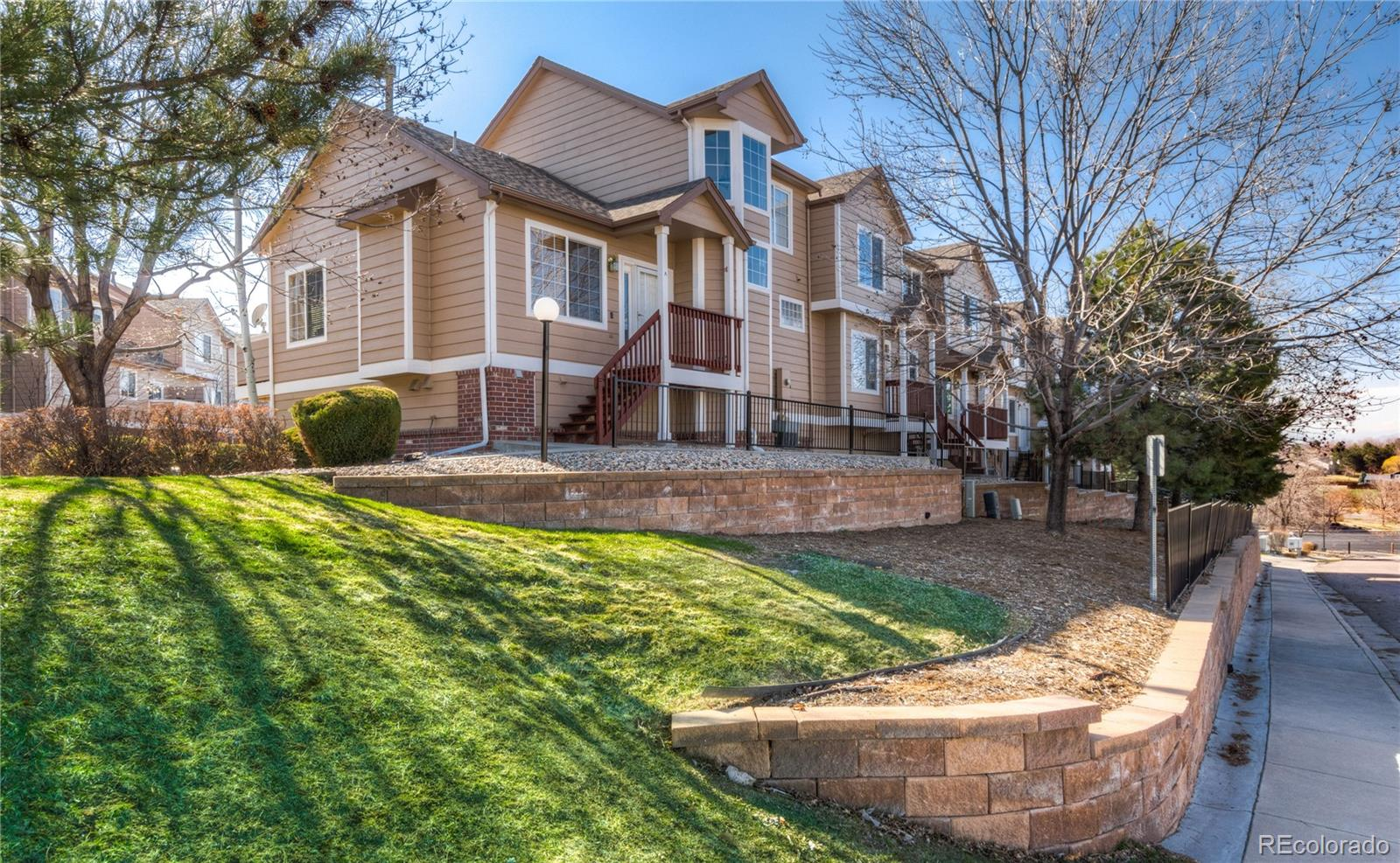 6819 S Webster Street #C Property Photo - Littleton, CO real estate listing