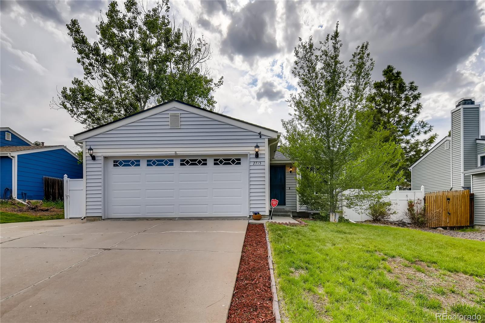 2715 S Sedalia Street Property Photo - Aurora, CO real estate listing